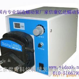 蠕�颖� 精密蠕�颖� 恒流泵 �量泵BT02S