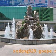 河南郑州假山制作安装公司