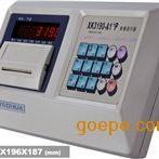 电子地磅显示器,汽车衡称重仪表,含打印机仪表