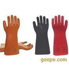 5KV绝缘手套【天然乳胶手套】测电压绝缘手套