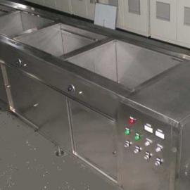 循环过滤大型超声波清洗机