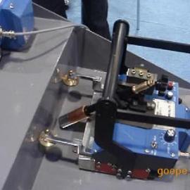 无死角自动焊接小车