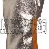 ↑代尔塔焊工专用手套↑205400↑隔热手套阻燃铝涂层