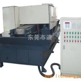 散热器自动水磨拉丝机 水磨拉丝机 平面水磨拉丝机 自动磨砂机