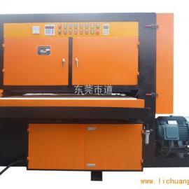 18钣金自动拉丝机 板材自动拉丝机 铝型材拉丝机