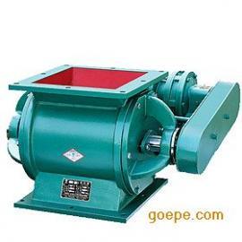 不锈钢卸料器卸灰阀关风器密闭器YJD16型A星型卸料器