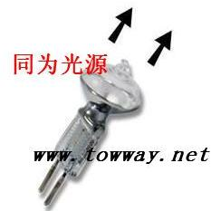 OSRAM 50210 12V 10W 定向卤钨灯50220 50020 12V 20W 20度