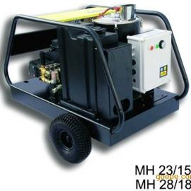 MH28/18工业级冷热水高压清洗机