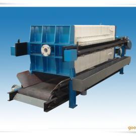 供应污泥输送机污泥脱水机隔膜压榨机固液分离设备
