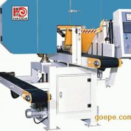 顺德区木工带锯机HD650X200卧式带锯床
