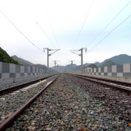 铁路隔声屏障工程