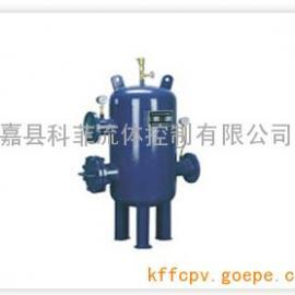 GCQ型自洁式排气水过滤器-工业过滤设备