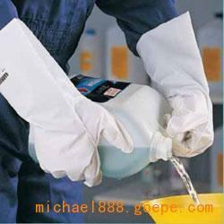 安思尔2-100复合膜手套 安思尔防化学品防护手套 