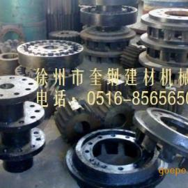 球磨机胶块联轴器 棒销联轴器 柱销联轴器配件