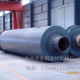 混凝土管桩厂专用磨细沙球磨机