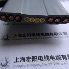 行车扁电缆:耐拉,耐弯曲扁电缆