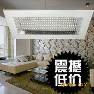 长方形吸顶灯嵌入式led厨卫灯