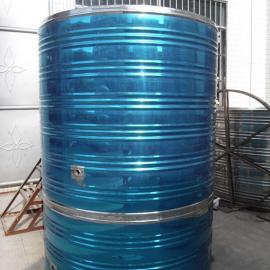 太阳能热水工程保温水箱/大型的方形生活水箱/保温水塔