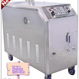 高温高压蒸汽洗车机 汽车蒸汽洗车机 双枪蒸汽洗车机