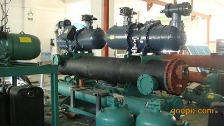 深圳市德尔制冷设备有限公司 产品展示 高效螺杆式冷水机组 >> 氟利昂