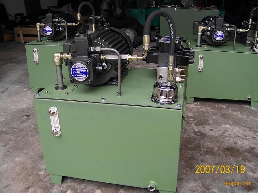 非标液压系统翻转机翻转平台压缩机加热炉图片