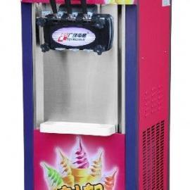 冰淇淋机 三头冰激凌机器