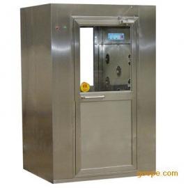 双人双吹风淋室供应商 自动感应风淋室