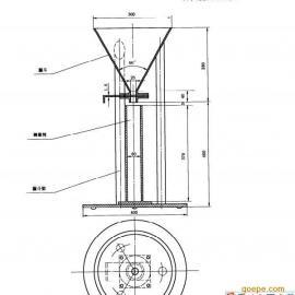 瑞柯粉末流动性仪,松装密度测试仪,标准漏斗法霍尔流速计FT107