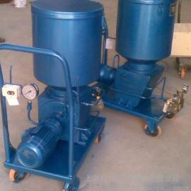 上海牌子DRB-P电动润滑泵,黄油泵,电动干油泵,润滑脂泵