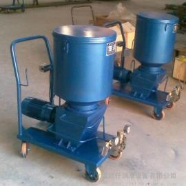 上海牌子DRB-P电动润滑泵 干油泵 电动加油泵
