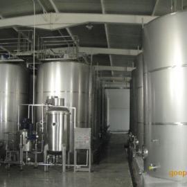 1-500吨不锈钢储醋罐