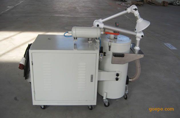 SINOVAC粉尘防爆中央清扫系统