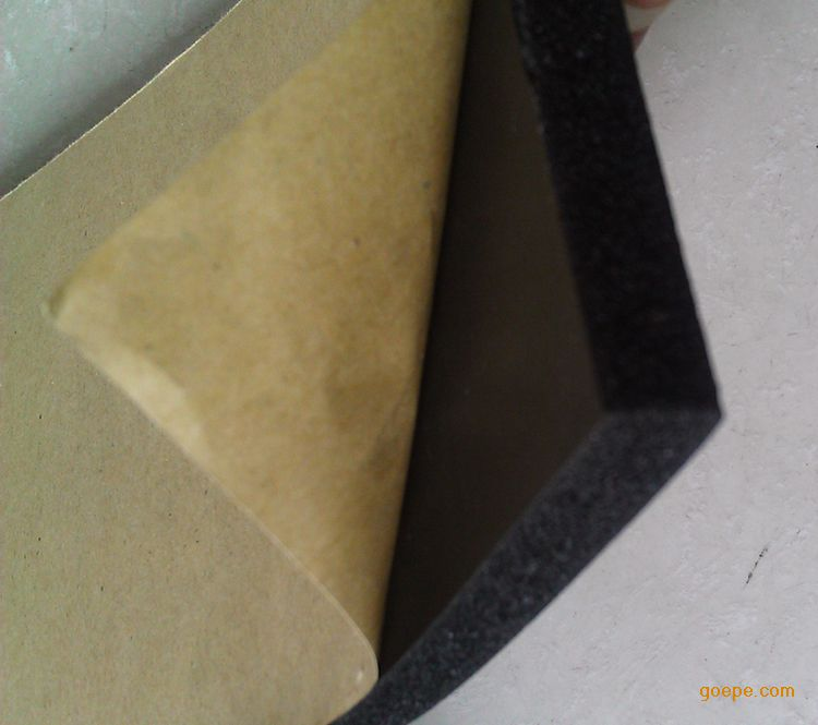 背胶专用显示棉,机器平板内壁填充隔音设备减震模组设备图片