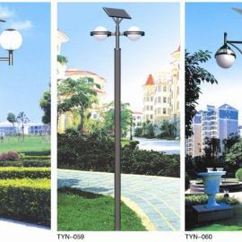 太阳能庭院灯/路杆太阳能庭院灯/太阳能庭院灯杆