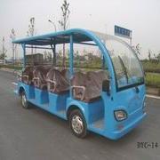 供应14座电动观光车