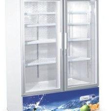 直冷冷藏柜 立式展示柜 双门陈列柜