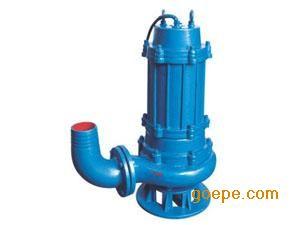 WQ型 潜水排污泵 污水提升泵