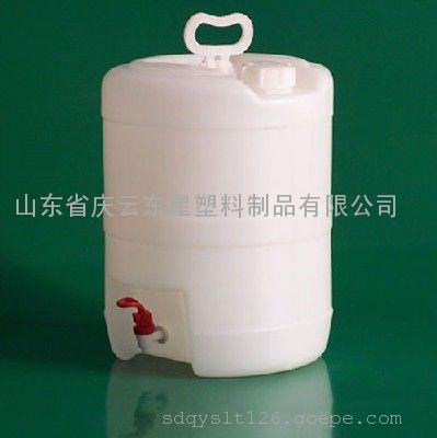 19L塑料桶19升塑料桶19L带水嘴塑料桶