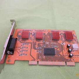 监控视频卡 视频采集卡 1-8路 6816芯片