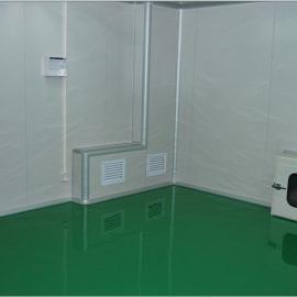 北京空气净化车间、无尘室、电子无尘厂房装修