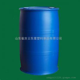 200L塑料桶200升双环塑料桶生产厂家