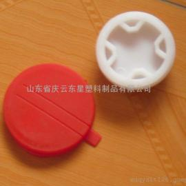 200L塑料桶桶盖胶圈硅胶圈橡胶圈防尘盖厂家直销