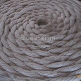 陶瓷纤维绳首选厂家-硅酸铝纤维绳河北直销