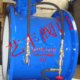铸铁BFDG7M44HR管力阀