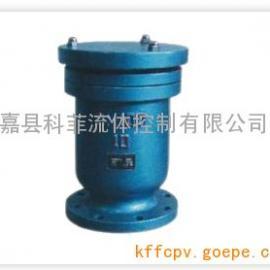 P41X-P42X铸铁快速排(吸)气阀