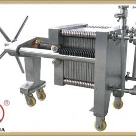 不锈钢压滤机明华压滤机