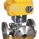 电动三通球阀、电动T型三通球阀、电动分流、合流三通球阀