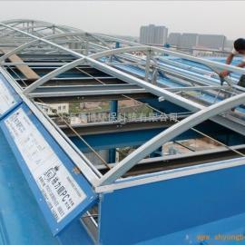 供应(武汉)排烟天窗,屋顶采光智能天窗