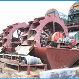 水轮式磁选设备