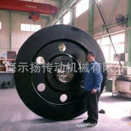 专业生产大型锥套皮带轮